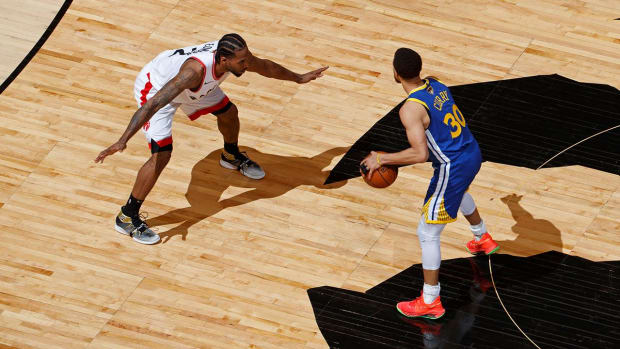 Raptors Box and One Defense NBA Finals