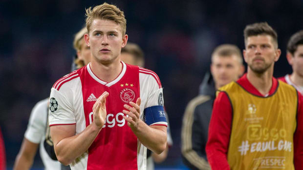 Champions League Quarterfinals: Ajax Controlled Its First Leg Against Juventus
