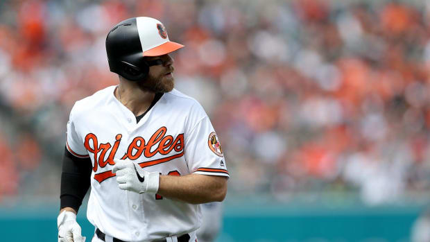 Where Does Chris Davis' Hitless Stretch Rank Among Sports' Most Futile Streaks?