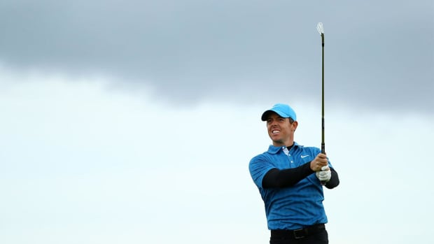 Rory McIlroy Stumbles His Way to 8-Over 79 in British Open First Round