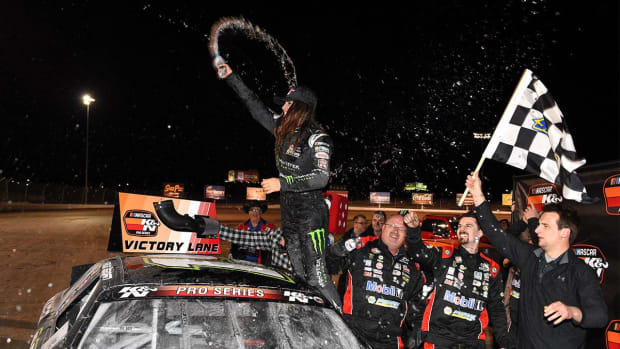 Hailie Deegan: Hopes to Become Key Figure in NASCAR