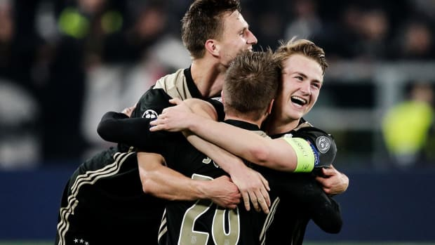 Is Ajax the Best Team Remaining Team in Champions League?