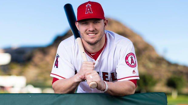 Report: Angels, Mike Trout Nearing 12-Year, $430+ Million Extension for Largest Contract in Pro Sports - IMAGE