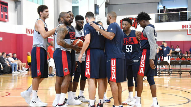 How Many Games Would the Team USA FIBA Roster Win in the NBA Regular Season?