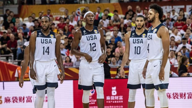 USA's Close Win Over Turkey Further Example of Sport's Global Talent