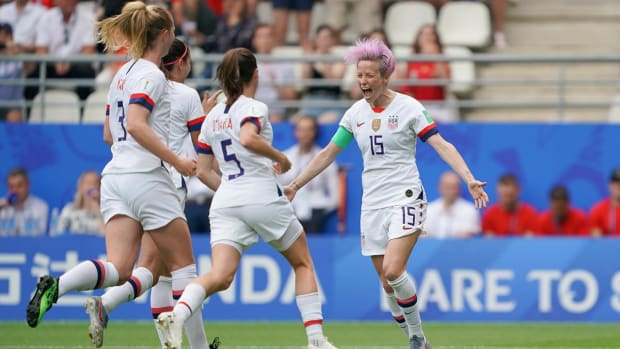 Politics, Power Go Hand-in-Hand With Women's World Cup, FIFA - IMAGE