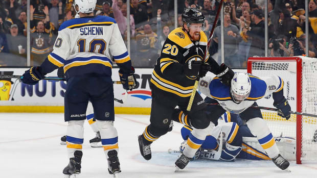 Bruins' Fourth Line Shines, but Should NHL Be More Reliant on Stars?