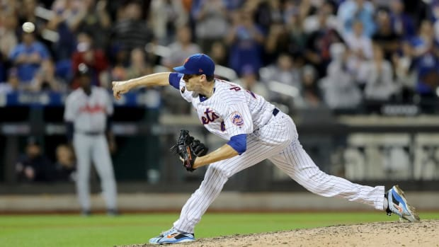 MLB Top 100: What Does Jacob deGrom's Stellar 2018 Mean for This Season-IMAGE