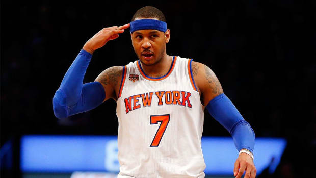 Should the Knicks Bring Back Carmelo Anthony?