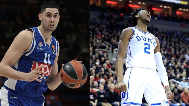 NBA Draft International Players