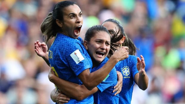 South American Countries Are the 'Sleeping Giants' of Women's Soccer - IMAGE