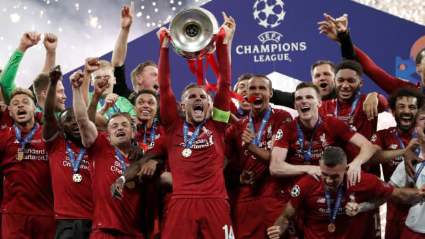 Liverpool Wins Sixth Champions League Title With Victory Over Tottenham  - IMAGE