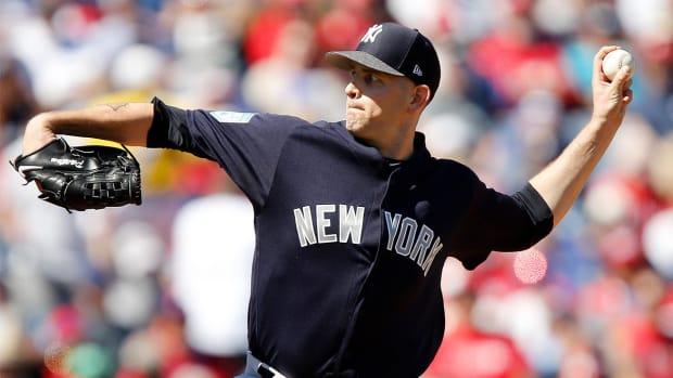 James Paxton Yankees