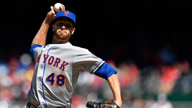 Jacob deGrom NY Mets