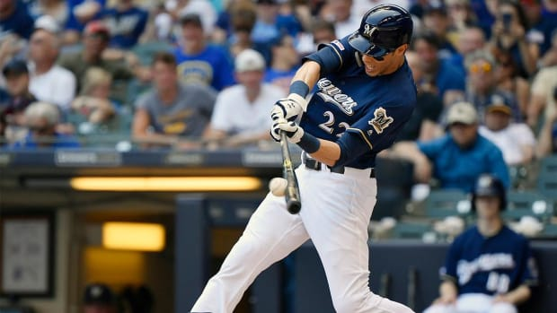 Will Christian Yelich's Injury Cost Him the National League MVP?