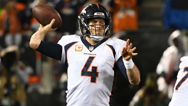 Report: Broncos Agree to Trade Case Keenum to Washington--IMAGE