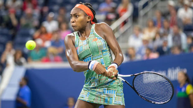 CoCo Gauff, Naomi Osaka Round 3 U.S. Open Meeting a Potential Preview Women's Tennis' Future