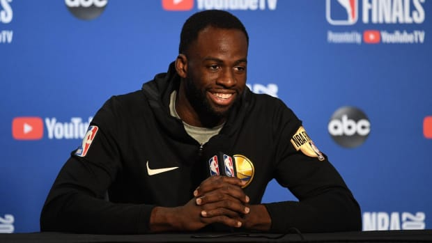 Report: Draymond Green Agrees to Four-Year, $100 Million Extension with Warriors - IMAGE