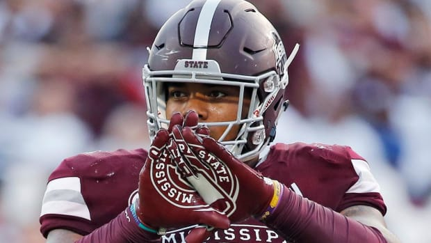 Mississippi State DT Jeffery Simmons, Projected First-Round Pick, Tears ACL--IMAGE