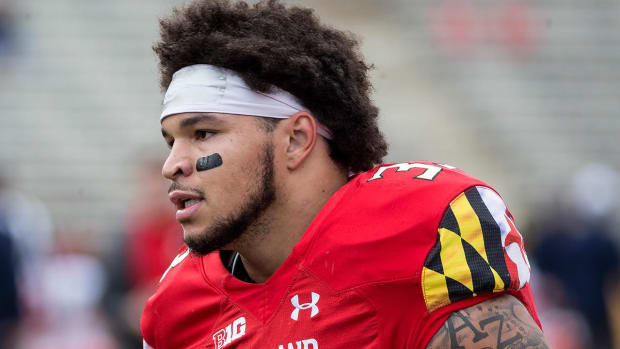 Tre Watson Maryland NFL Draft