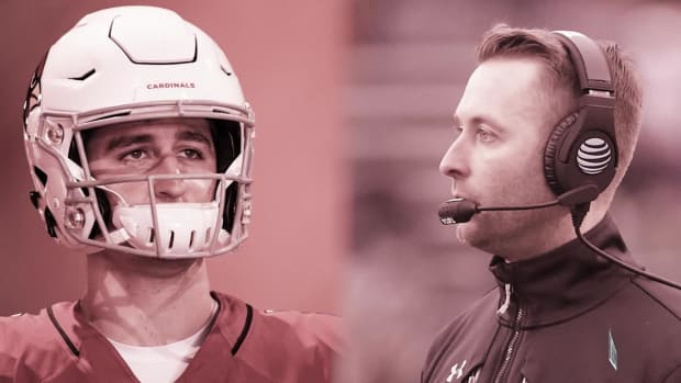 The Arizona Cardinals' Unprecedented Decision At #1 Overall - IMAGE