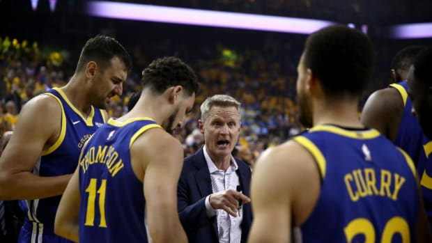 NBA Finals: Here Are the Adjustments the Warriors Will Make Against the Raptors