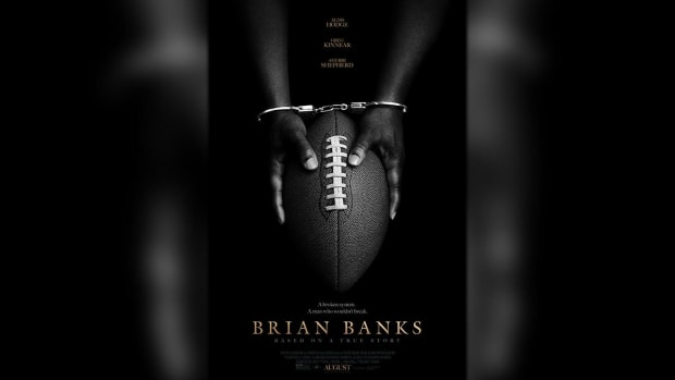 Brian Banks on Why NFL Fans Should Go See His Self-Titled Movie