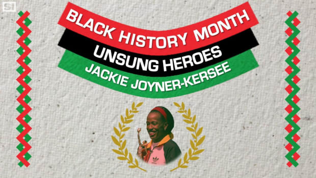 Track Star Jackie Joyner-Kersee Might Be the Best Female Athlete of All Time-IMAGE
