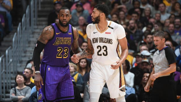 LeBron-AD or Kawhi-PG: What's the NBA's Best Dynamic Duo?