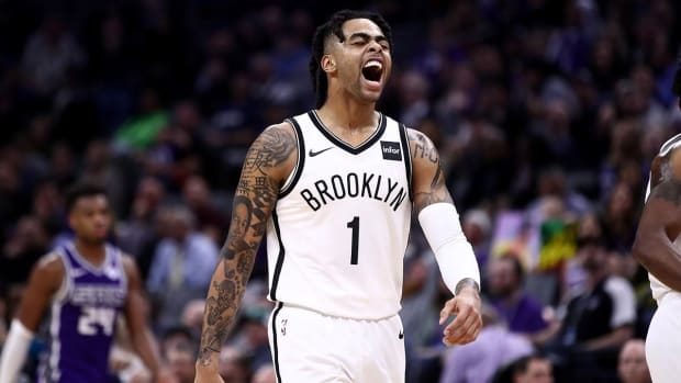 D'Angelo Russell Cited for Marijuana Possession at LaGuardia Airport