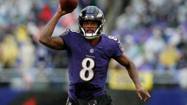 Should Ravens Limit Lamar Jackson's Running Next Season?