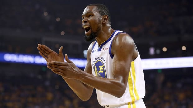 Kevin Durant Warriors