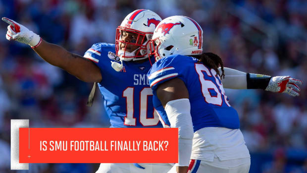 Is SMU Football Finally Back?