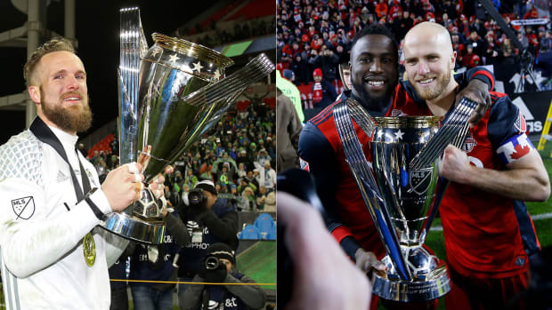 Seattle Sounders and Toronto FC meet in MLS Cup again