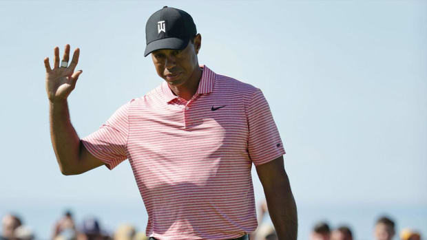 Tiger Woods form heading into the Masters