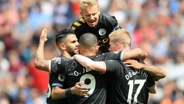 Premier League: It's 'Scary' to See How Good Manchester City's Depth Is