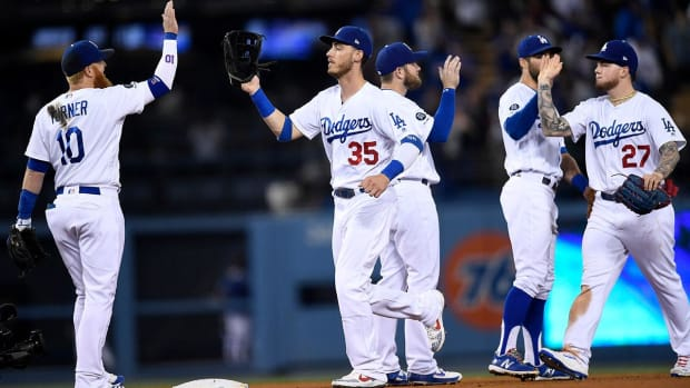SI's MLB Power Rankings Forecast a Heavyweight Title Fight in October