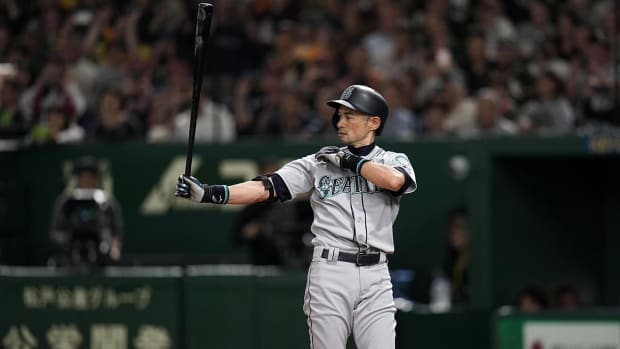 Ichiro To Announce Retirement From MLB After 18 Seasons - IMAGE