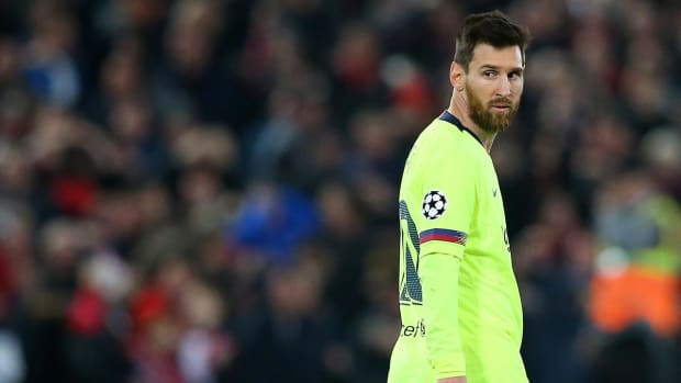 Does Lionel Messi Deserve Blame for Barcelona's Loss to Liverpool?