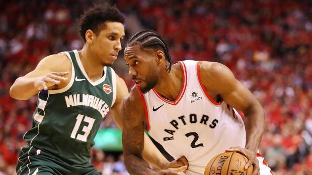 Raptors Bucks NBA Playoffs