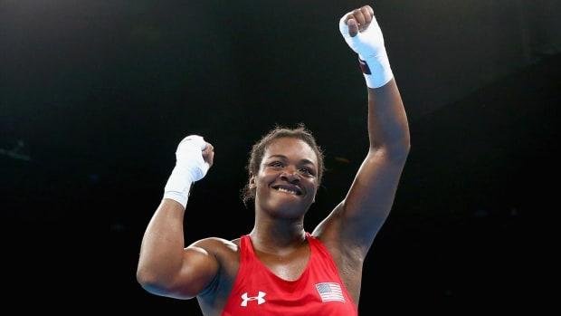Claressa Shields  Women's Boxing