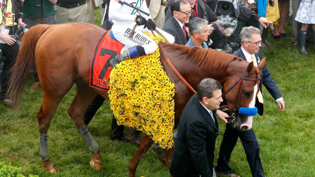 Does Justify's Reported Failed Drug Test Taint the 2018 Triple Crown?