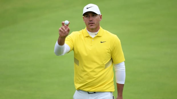 Brooks Koepka finishes Top-Five in All Four Majors During 2019--IMAGE