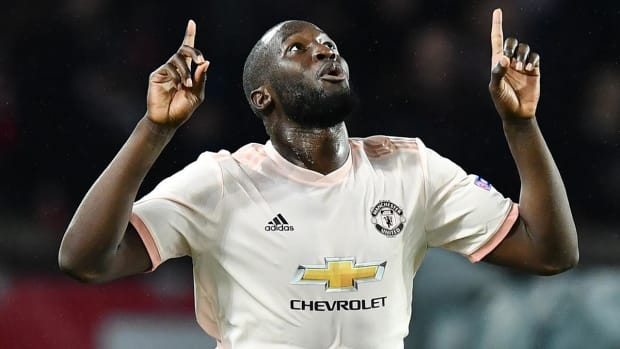 Lukaku, Manchester United need a result at home against Barcelona