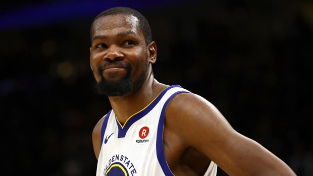 Kevin Durant Future With Warriors