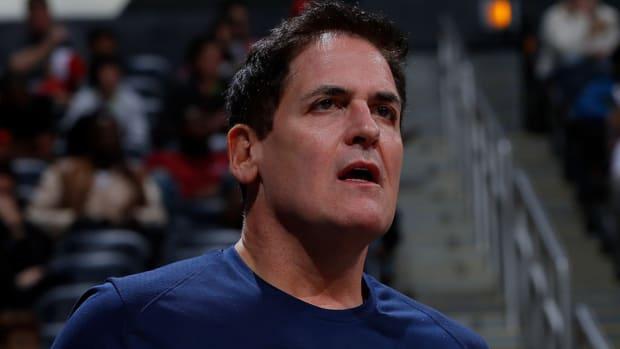 Mark Cuban Mavericks Allegations