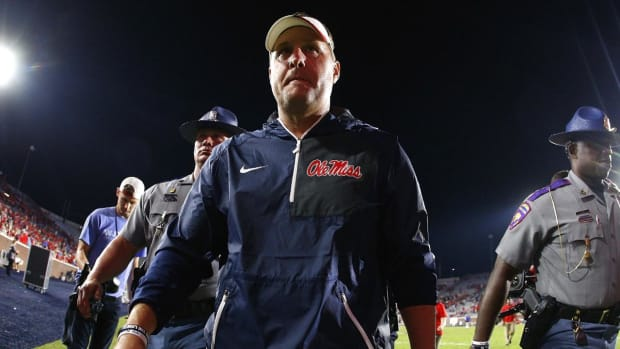 Report: Hugh Freeze Spotted at Alabama Football Offices Amid Search for Offensive Coordinator - IMAGE