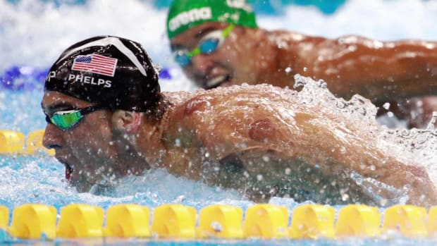 Michael Phelps Says He Contemplated Suicide After 2012 Olympics - IMAGE