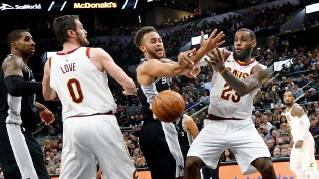 Amid Struggles and Trade Rumors, Ty Lue Says Cavs Lineups Changes Are Coming - IMAGE