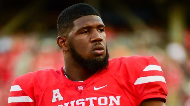 Houston Defensive Tackle Ed Oliver Declares for 2019 NFL Draft - IMAGE